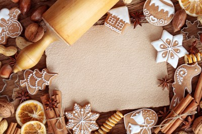 Preparation of Christmas cookies wallpapers and images - wallpapers, pictures, photos