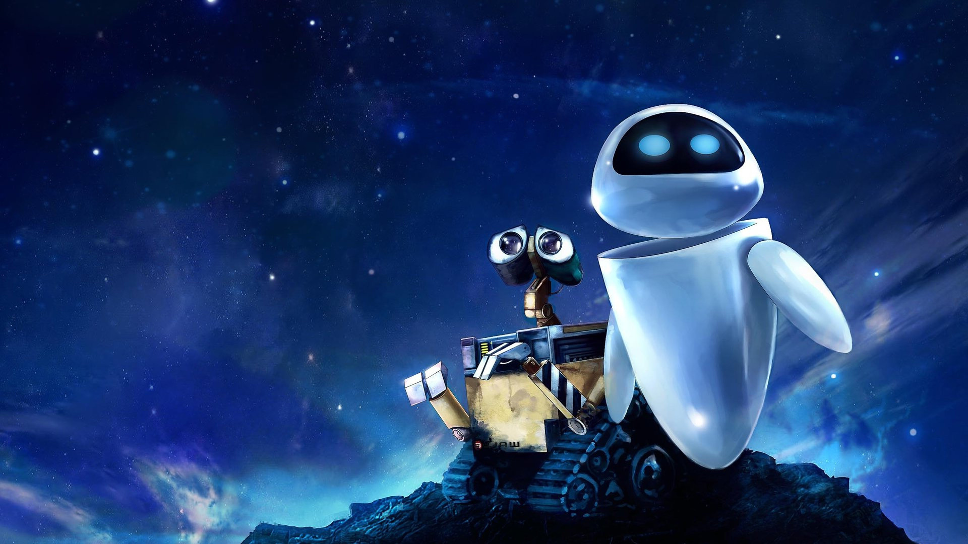 3d Wallpaper For Netbook Wall E Wallpapers And Images Wallpapers Pictures Photos