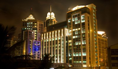 Night lights of Bangalore wallpapers and images - wallpapers, pictures, photos