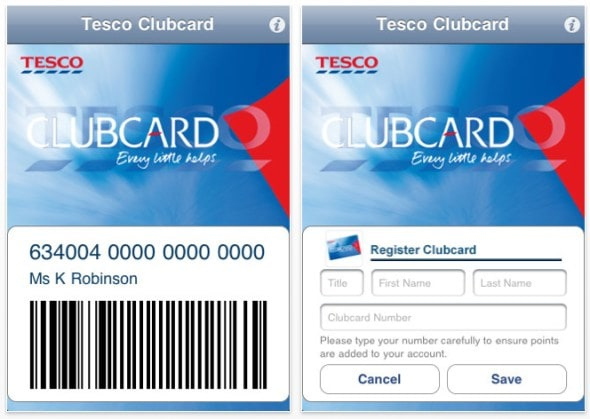 Tesco Application Form Apply Currently Available Tesco Tesco Clubcard Iphone App Review Zath