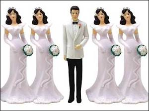 Polygamy, second wife, multiple wives