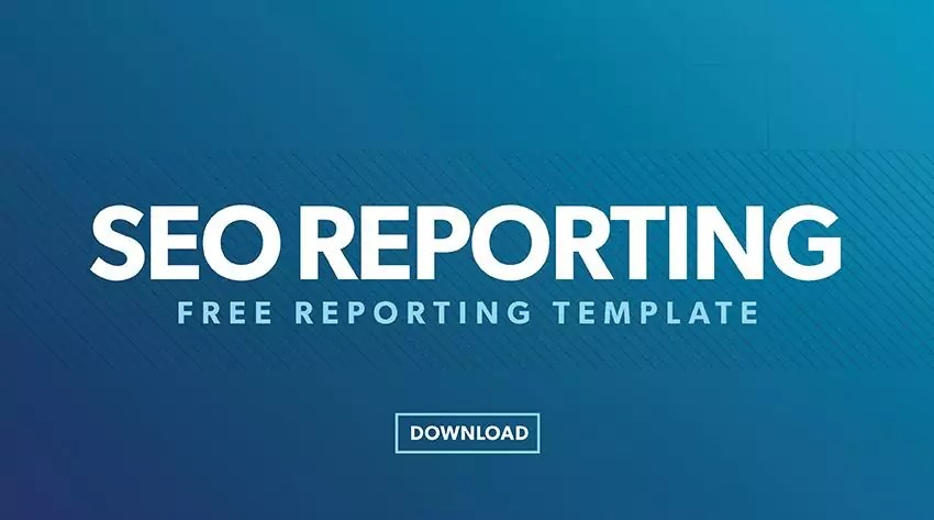 Free SEO Reporting Template for Digital Marketers Zazzle Media