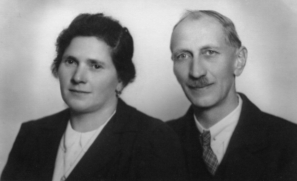 Opa und Oma Kuntner ©Elisabteh Hammerl