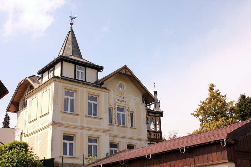 Villa Elisabeth, früher Villa Kafka