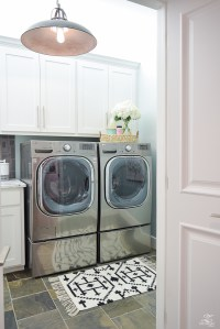 Pretty & Functional Laundry Room Details + Room Reveal ...