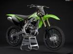 Motor Cross Kawasaki Modifikasi Sepeda Motor