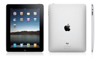Présentation de l'iPad, la tablette Apple