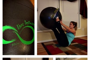 stability ball cover photo