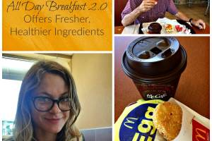 McDonald's offers All Day Breakfast 2.0 with fresher, healthier ingredients @McDsGSA