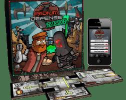 Iridium Defense Announced