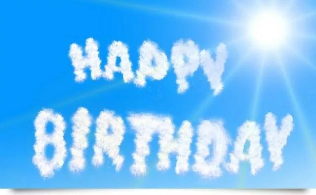 Glückwünsche zum Geburtstag Sprüche, Zitate, Vorlagen  Tipps