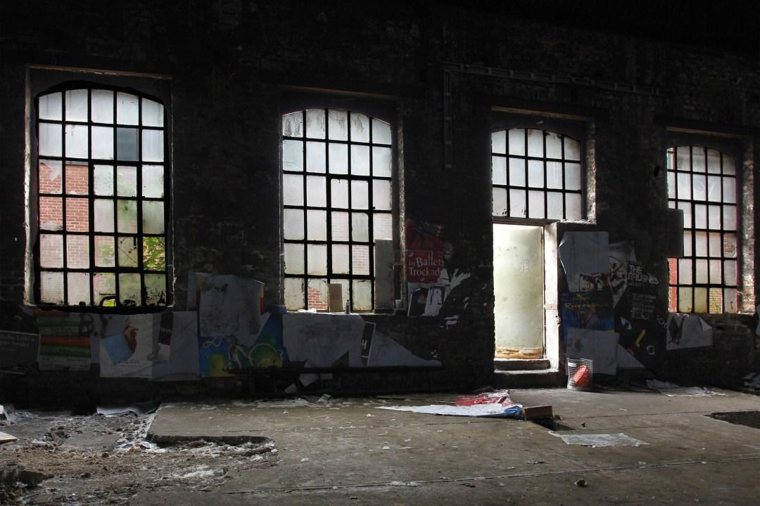 Industriefotografie: Lost places