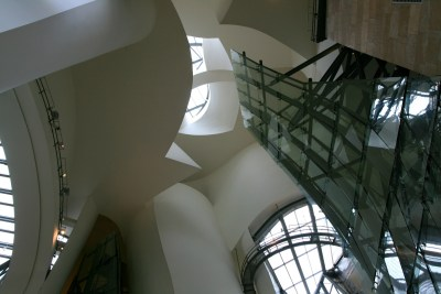 Tommy Pützstück, Guggenheim Museum  in Bilbao