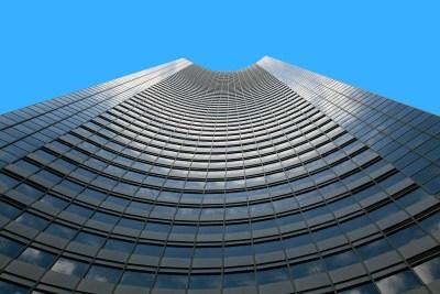 Tommy Pützstück Wolkenkratzer in San Francisco