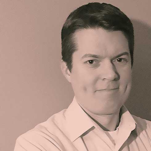 Author Kristofer Layon.