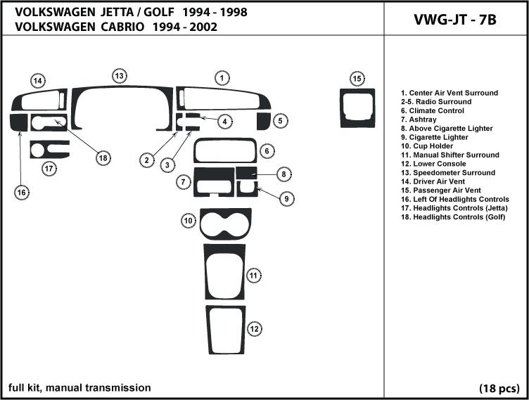 volkswagen manual transmission diagram