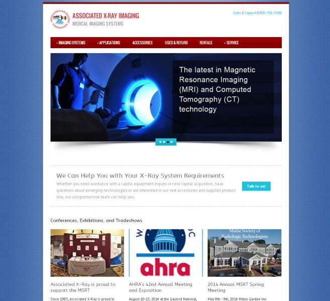 xray-website-design