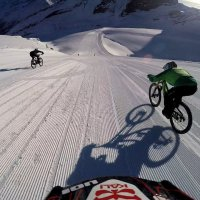 Glacier Bike Downhill 2015