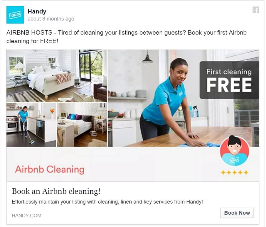 How to Advertise Your Maid Service on Facebook for $35 - ZenMaid