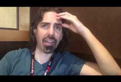 Bear McCreary Interview On MARVEL and Battlestar Galactica Music At Comic Con Part 2 #SDCC