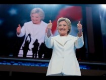 Hillary Clinton's Speech Unified Democratic Party #ImWithHer