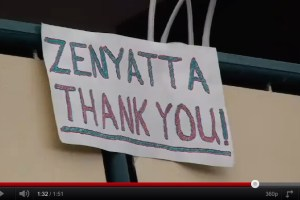 Goodbye and thank you, Zenyatta