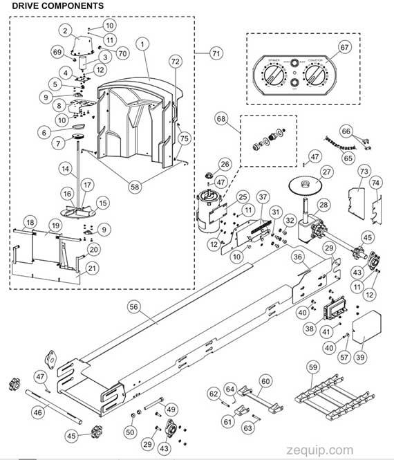 fisher poly caster sander wiring diagram