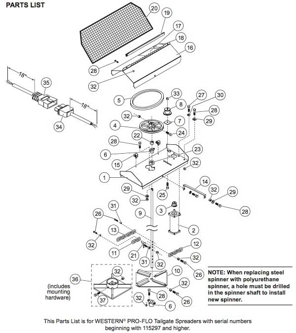 airflow salt spreader wiring diagram