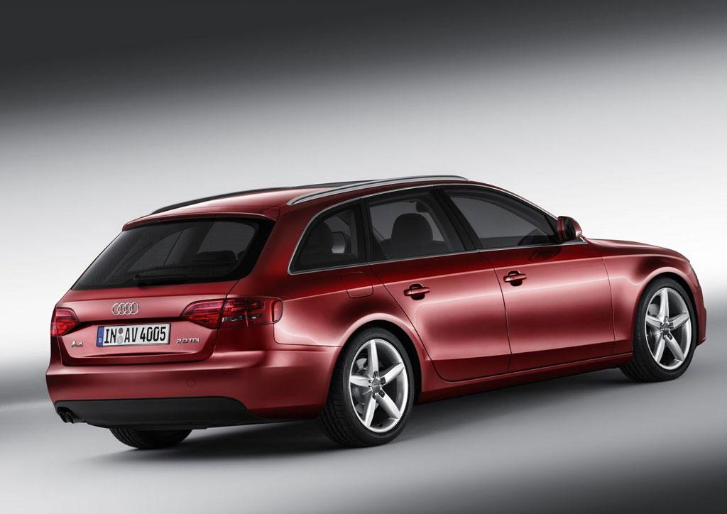 2009 Audi A4 Avant Photo 2 2468