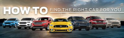 4 Steps To Find the Right Car for You