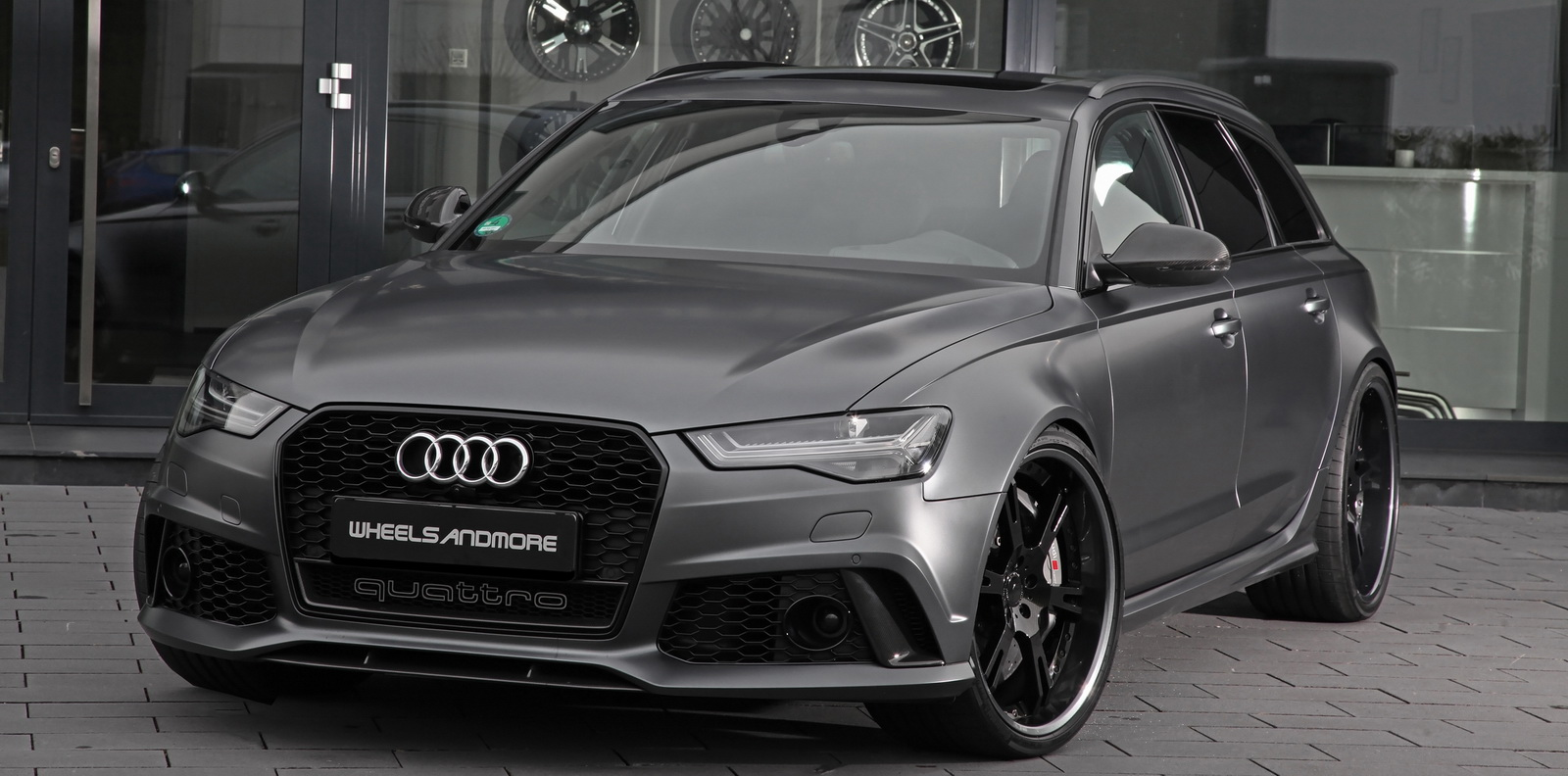 Audi Rs3 Wallpaper Hd Wheelsandmore Upgrade Rs6 Rs7 And R8 Spyder Significantly