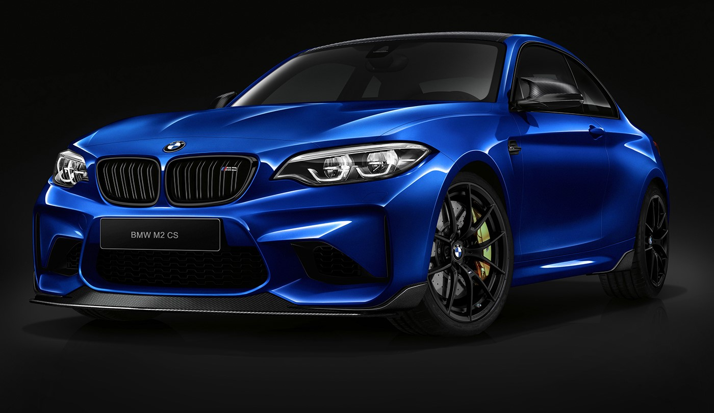 Bmw Concept Car Wallpaper Bmw M2 Cs Expected To Make Debut In Geneva Next Year