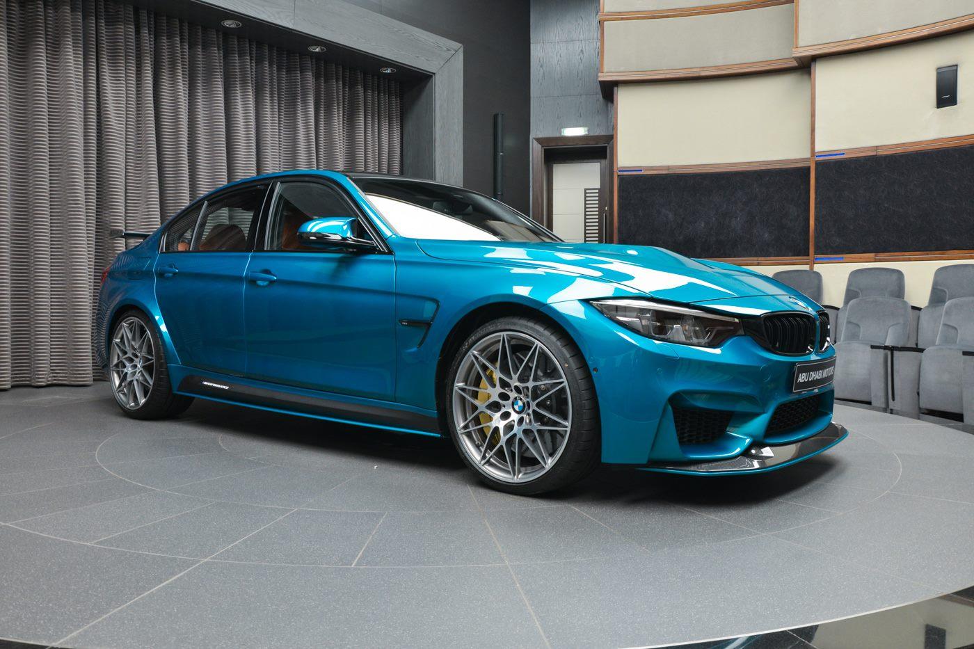 Wallpaper Amazing Convertible Cars Atlantis Blue Bmw M3 Looks Astonishing With M Performance