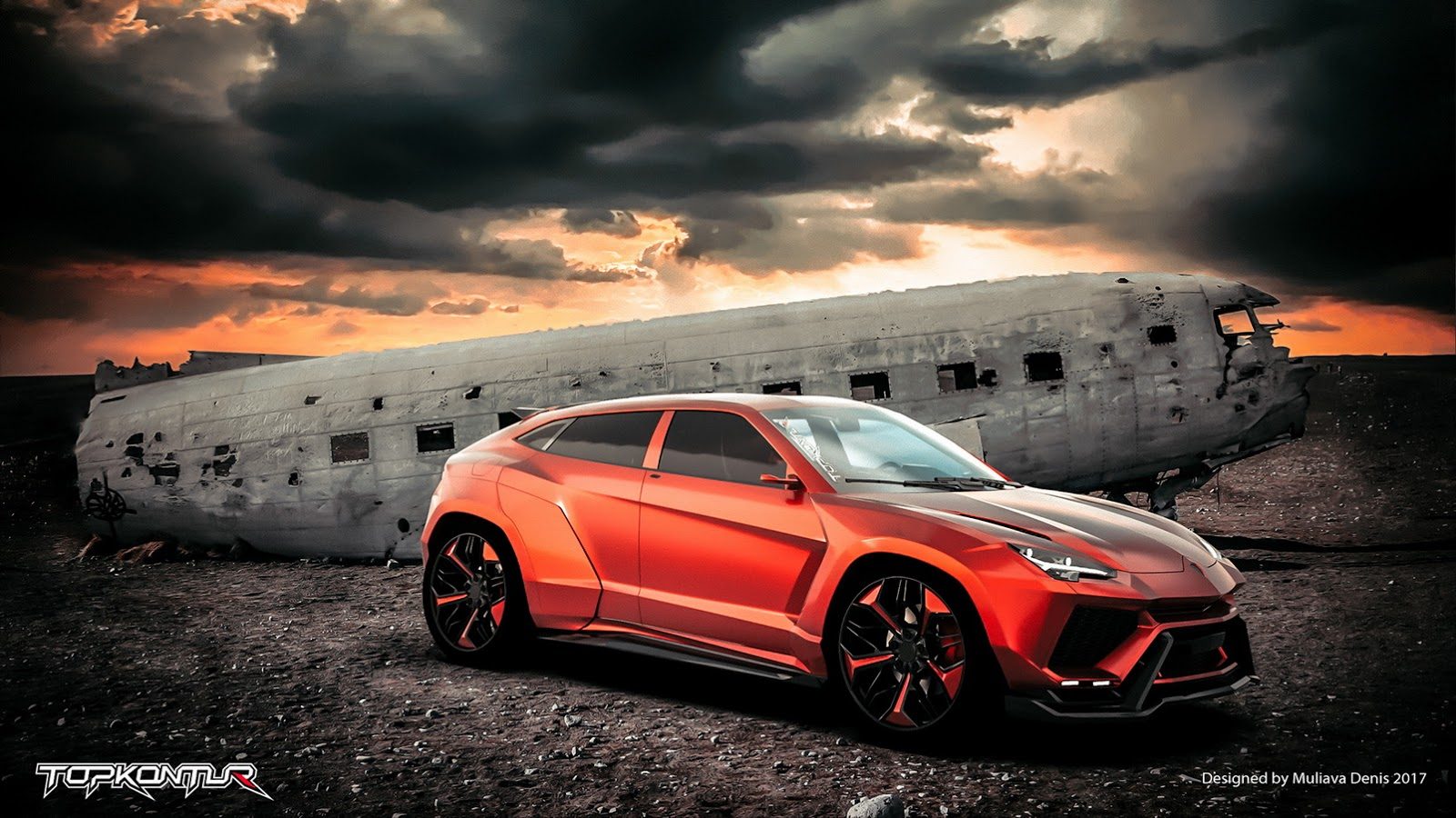 Lamborghini Aventador Cars Wallpapers Lamborghini Urus Not Even Revealed But Gets Tuning Package