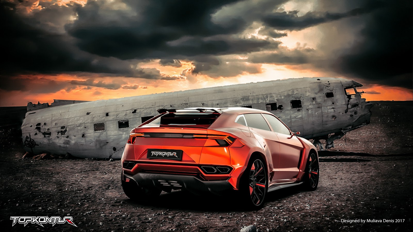 Car Interior Wallpaper Hd Lamborghini Urus Not Even Revealed But Gets Tuning Package