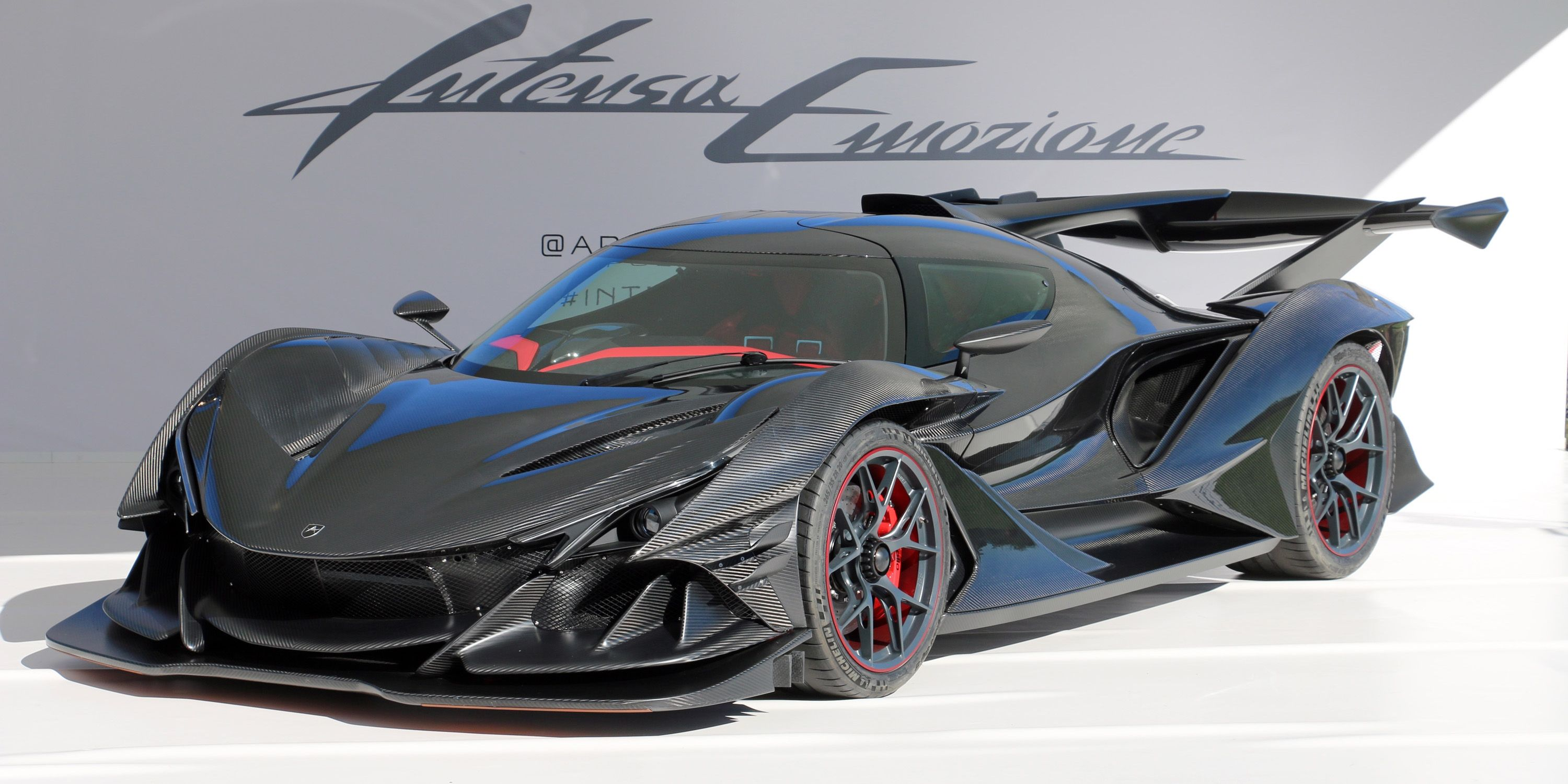 Car Wallpapers Reddit Apollo Ie Is A Full Carbon Full V12 780 Hp Weapon
