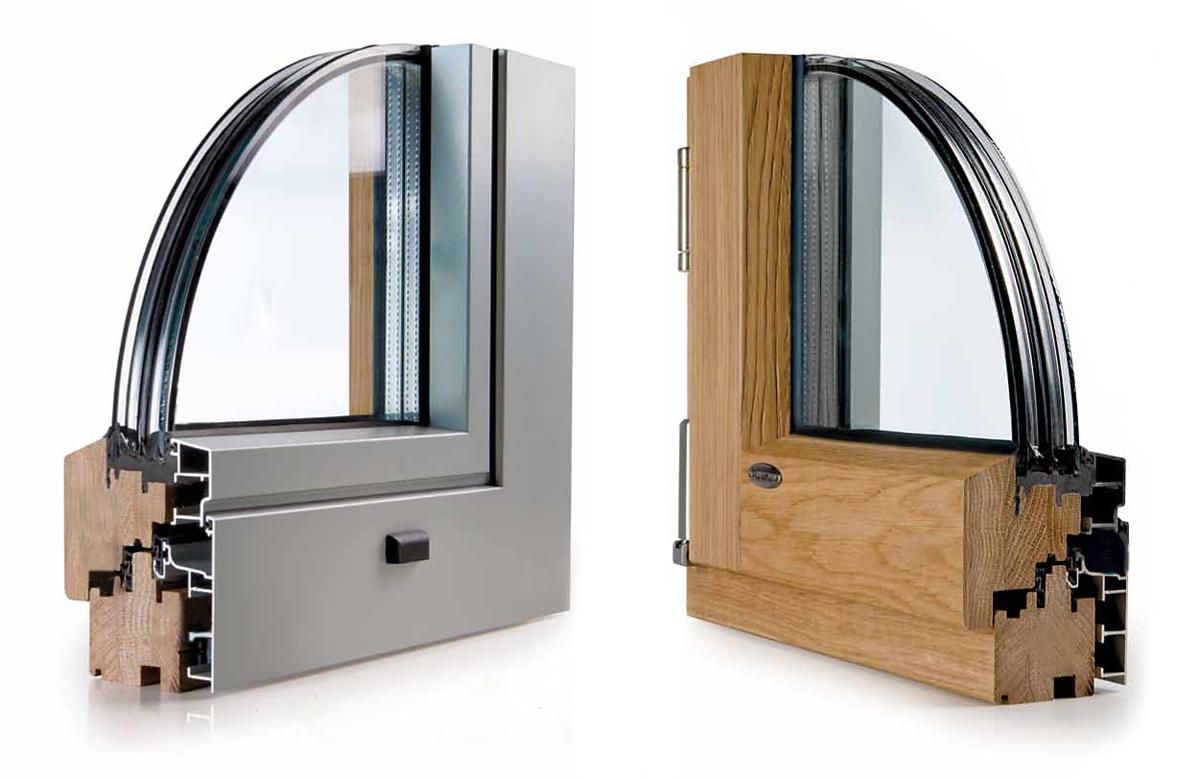 Infissi zeroabita - Finestre legno e alluminio ...