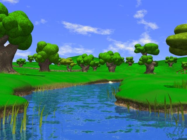 Animated Jungle Wallpaper Zge Portfolio Animation Gaithers Pond