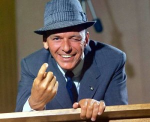 """Frank Sinatra 1959 """"Come Dance With Me"""" Capitol Records ?? 1978 Sid Avery"""