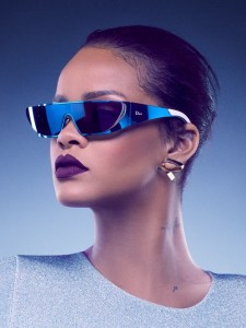 Óculos Dior Rihana Blue
