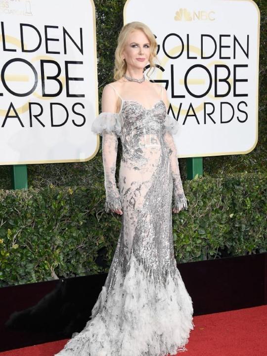 Nicole Kidman de McQueen