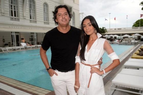 Ricardo Dale e Karla Ortiz