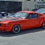 CR Supercars 1968 Villain Mustang