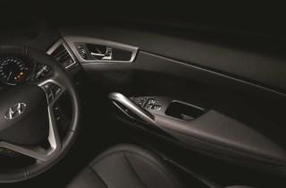 Hyundai Veloster - 119 Power Window Control