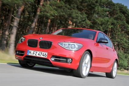 BMW 1-Series (2012) - 09