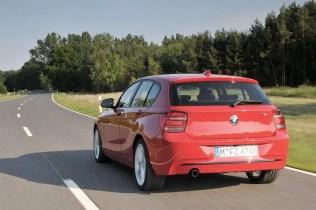BMW 1-Series (2012) - 10