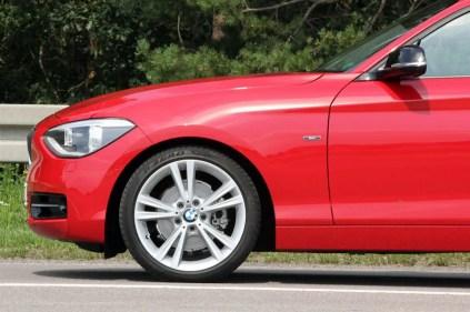 BMW 1-Series (2012) - 20