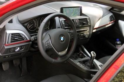 BMW 1-Series (2012) - 31
