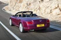 Bentley Continental GT Speed Convertible (2013) - 07