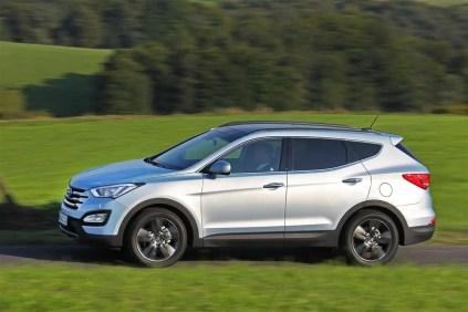 Hyundai Santa Fe (2013) - 01 New Generation